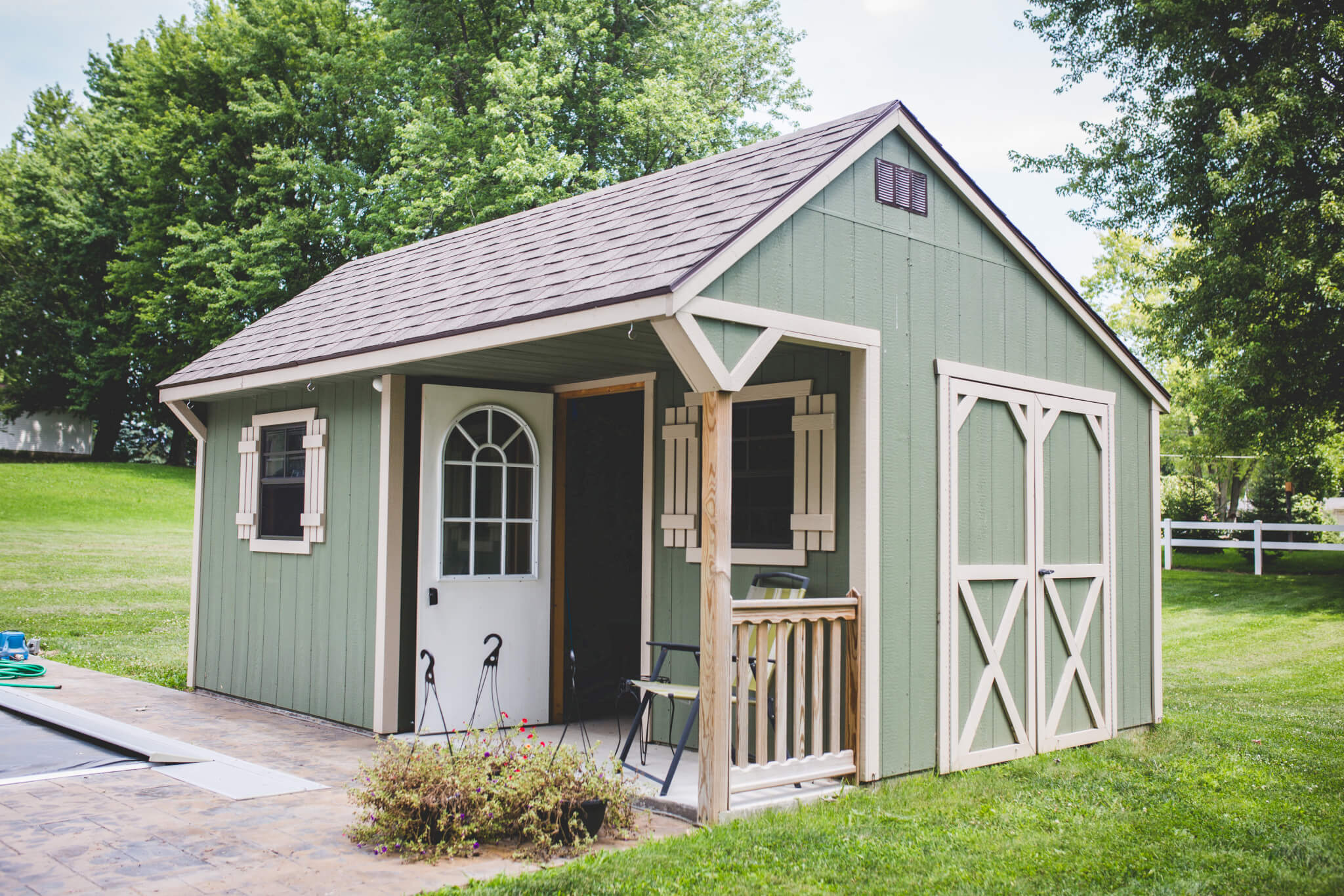100 Metal Building Carriage House Built | Carriage House Steel Garage Doors 6600,Sheds In ...