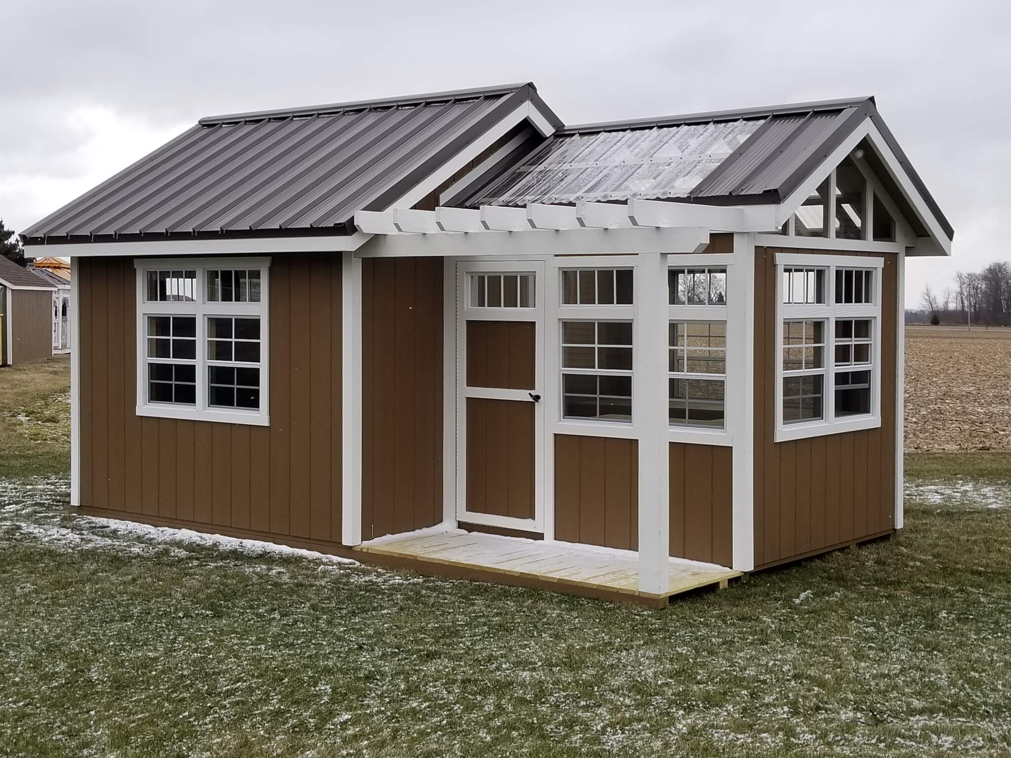 sheds images english potting teracottage fancy more that shed